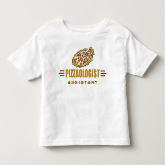 Funny Pizza Toddler T-shirt
