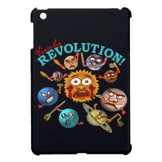 Funny Planet Revolution iPad Mini Case