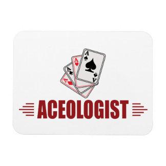 Funny Poker Cards Magnet