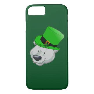 Funny Polar Bear iPhone Case - St Patricks Day