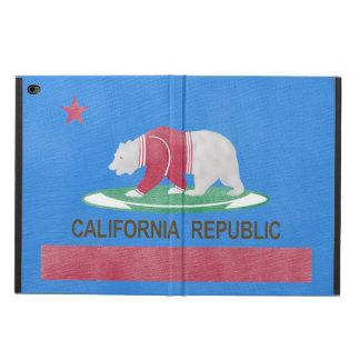 Funny Polar Bear On The Flag Of California Powis iPad Air 2 Case
