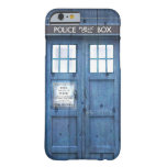 Funny Police phone Public Call Box iPhone 6 Case