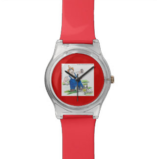 Funny Political Chris Christie On Unisex Watch