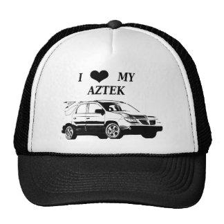 Funny Pontiac Aztek Car Hat