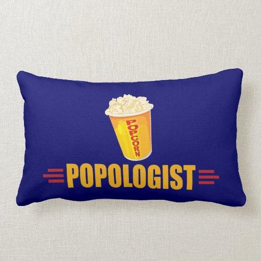 Funny Popcorn Pillow