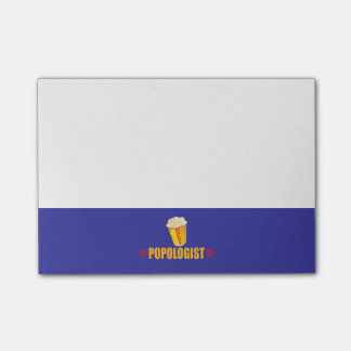 Funny Popcorn Post-it Notes