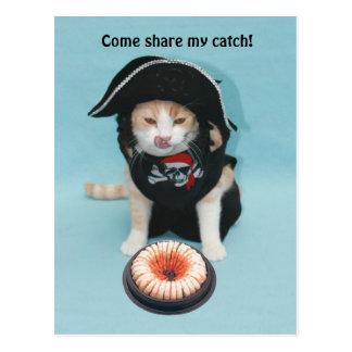 Funny Postcard /Customizable Invitation