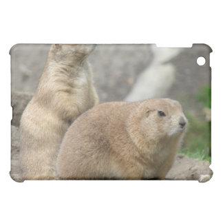 Funny Prairie Dogs iPad Case