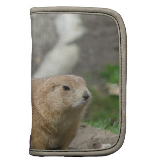 Funny Prairie Dogs Wallet Planners