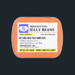 "Funny Prescription Jelly Bean Jelly Belly Candy Tin<br><div class=""desc"">For medicinal purposes only,  of course.</div>"