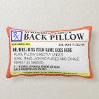 Funny Prescription Strength Lumbar Pillow (<em>$36.65</em>)