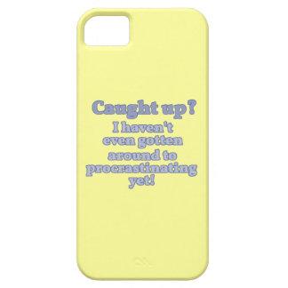 Funny Procrastination iPhone SE/5/5s Case