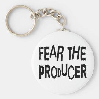 Funny Producer Keychain