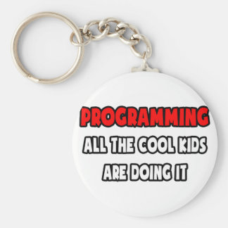 Funny Programmer Shirts and Gifts Keychains