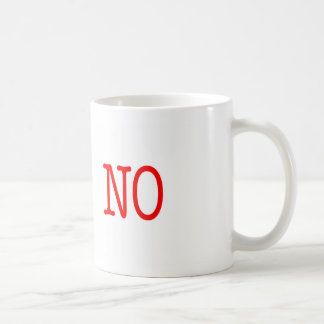 Funny Project Management Saying No Coffee Mug