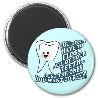 Funny Prosthodontists Apparel Fridge Magnets