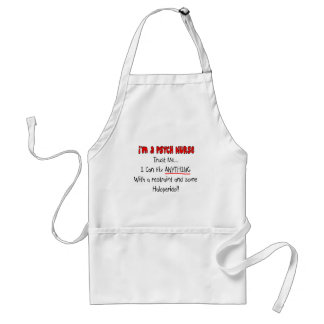 Funny Psych Nurse Gifts Apron