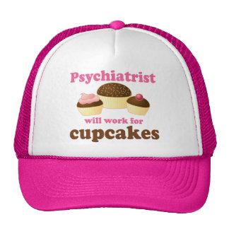 Funny Psychiatrist Trucker Hat