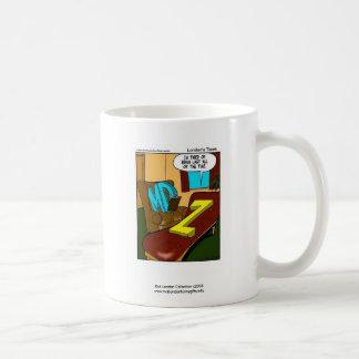 Funny Psychiatry Cartoon On Quality Coffee Mug