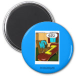 Funny Psychiatry Cartoon On Quality Novelty Magnet Magnets