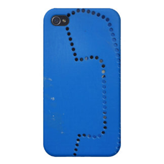 Funny Public Pay Booth Silhouette iPhone 4/4S Covers