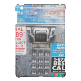 Funny Public Pay Phone Booth Cover For The iPad Mini