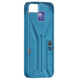 Funny Public Portable Toilet iPhone SE/5/5s Case