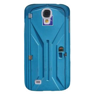 Funny Public Portable Toilet Samsung S4 Case