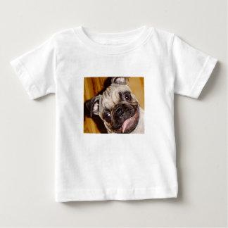 Funny Pug Baby T-Shirt