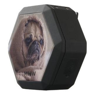 Funny Pug Dog custom monogram speaker