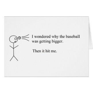 Funny Pun Card