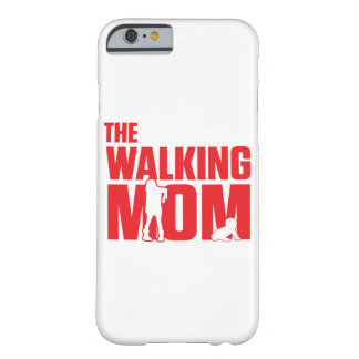Funny pun the walking mom jokes for halloween barely there iPhone 6 case