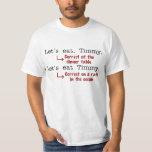 Funny Punctuation Grammar T-Shirt