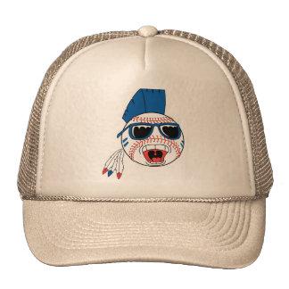 Funny Punk Baseball Trucker Hat