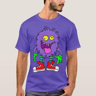 funny puppet monster, T-Shirt