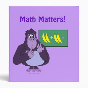 Funny Math Cartoon Office Products Supplies Zazzle
