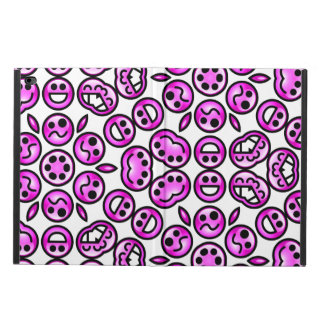 Funny Purple Pain Emoticons Powis iPad Air 2 Case