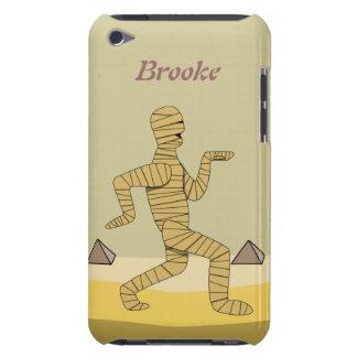 Funny Pyramids Egyptian Mummy Halloween Custom iPod Touch Case-Mate Case