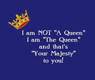 Funny Queen Quotes Electronics Tech Accessories Zazzle