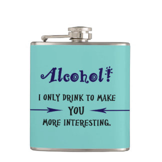Funny Quote Flask