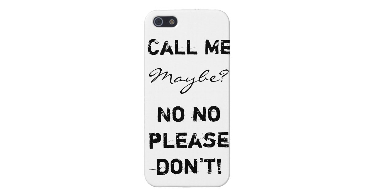 Phone Call Quotes Funny Quotes Iphone Se & Iphone 55S Cases  Zazzle