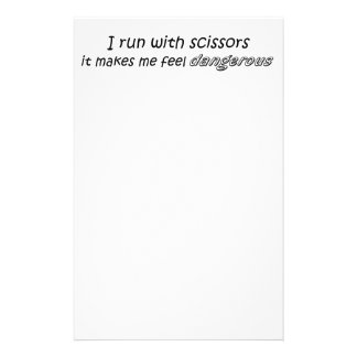 Funny quotes stationary gifts customized stationery
