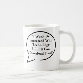 Funny Quotes Technology Coffee Mug