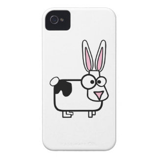 Funny Rabbit iPhone 4 Cover
