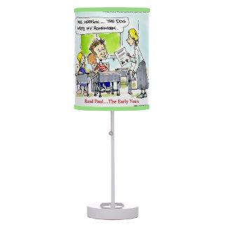 Funny Rand Paul The Early Years Table Lamp Desk Lamp