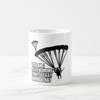 Funny rat coffee mugs