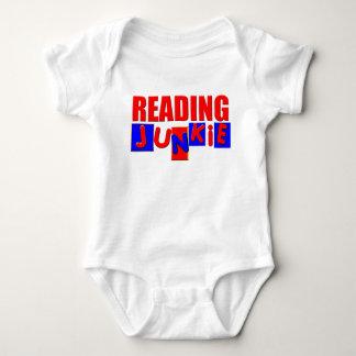 funny reading baby bodysuit