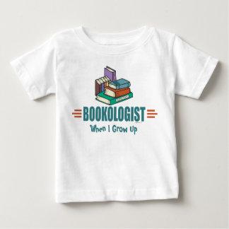 Funny Reading Baby T-Shirt
