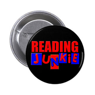 funny reading button
