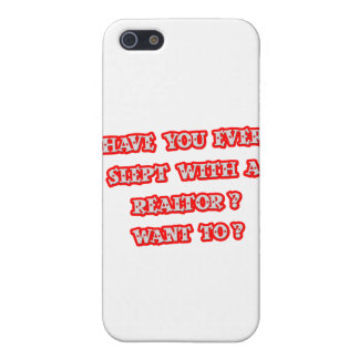 Funny Realtor Pick-Up Line iPhone 5 Case
